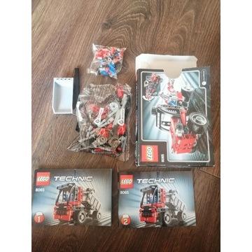 Zestaw LEGO nr. 8065 TECHNIC - kompletny 2w1