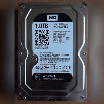 Dysk WD Black WD1003FZEX  1TB