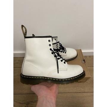 Dr Martens 1460 White rozmiar 46