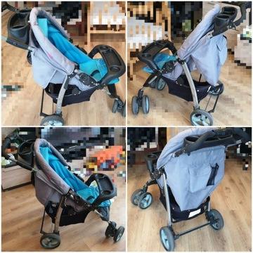 Wózek dziecięcy spacerówka Coto Baby Blues