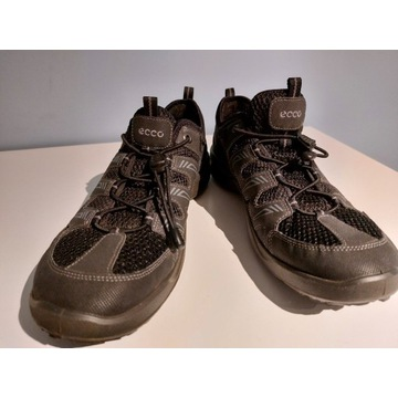 ECCO buty trekkingowe z siatką na gumce r. 40