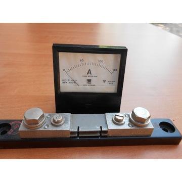 Miernik analogowy - amperomierz