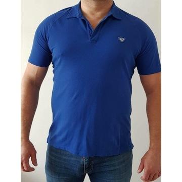 Koszulka Polo Armani Jeans (S/M) - Oryginał