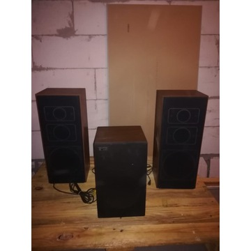 Głośniki UNITRA TONSIL ZG 15 c