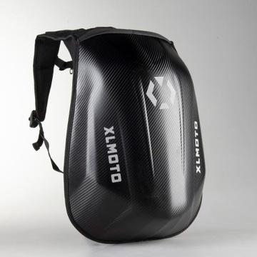 Plecak motocyklowy XLMOTO Karbon Carbon Promocja