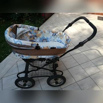 Wózek dziecięcy 3 w 1 Ballerina Babyactive