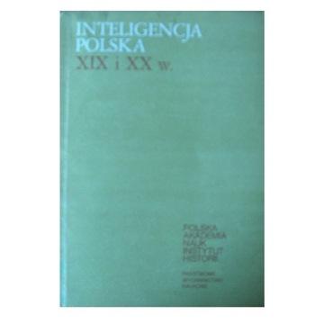 Inteligencja polska XIX i XX  Czepulis-Rastenis t3