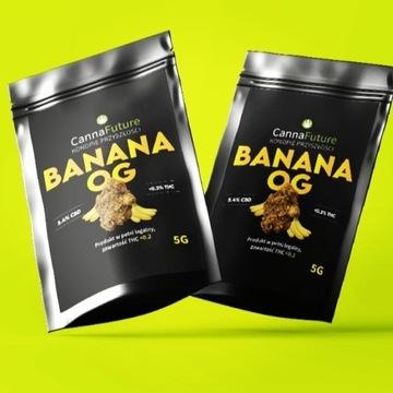 Susz CBD Banana Og  1g