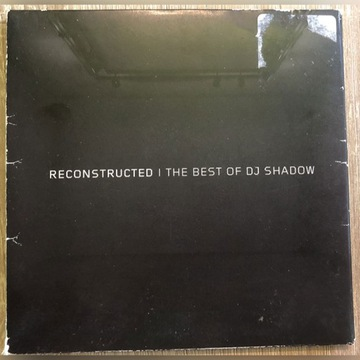 RECONSTRUCTED THE BEST OF DJ SHADOW PROMO 2CD RARE