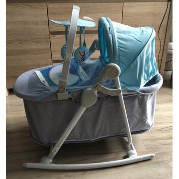 Łóżko Leżak Bujak Krzesełko UNIMO 5w1 Kinderkraft
