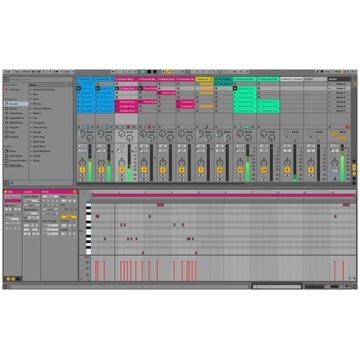 Ableton Live Lite 10 DAW Oryginalna Licencja Klucz