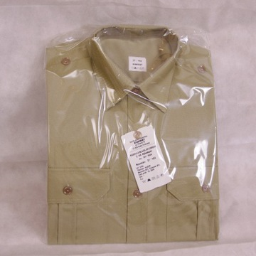 koszulo-bluza oficerska wz. 301/MON  rozm.37/182
