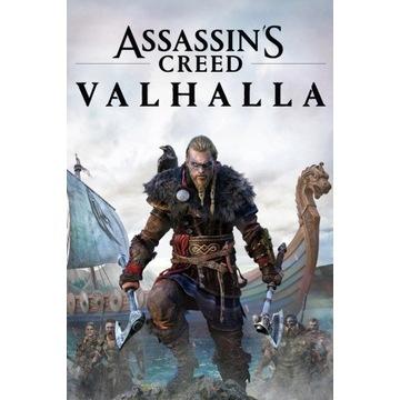 Assassin's Creed Valhalla PC - Kod Uplay + GRATIS