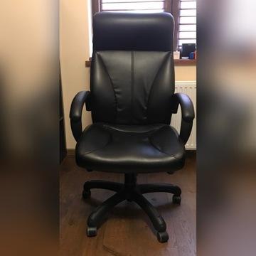 Fotel biurowy obracany czarny (Black Red White)