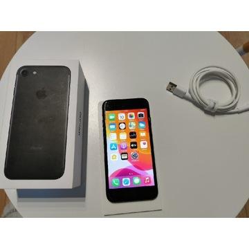 iPhone 7 Black 32 GB 100% sprawny bardzo ładny !!!