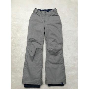 Spodnie Roxy backyard narciarskie szare 12 L