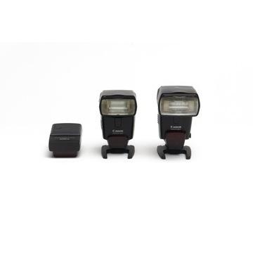 Zestaw Lamp Canon - 580 EX, 430 EX, ST-E2