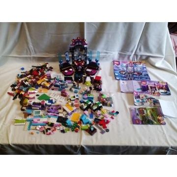 LEGO FRIENDS zestawy niekompletne + części