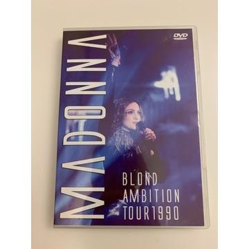 DVD z Koncertu Madonny .