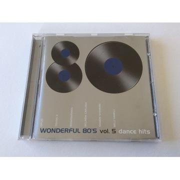 Wonderful 80s vol 5 CD BMG Poland 2001 składanka
