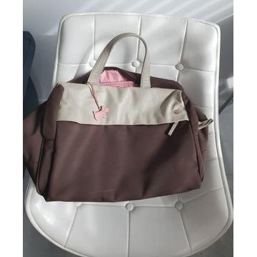 Duża torba A4  laptop RADLEY + gratis