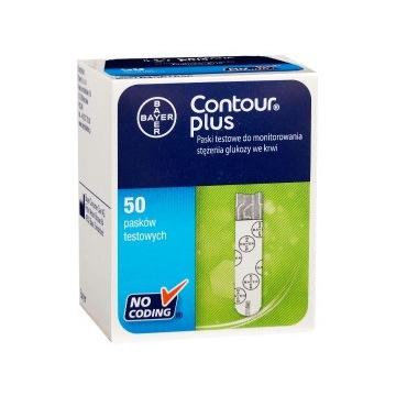 Paski  Contour Plus 4X50 05-2021