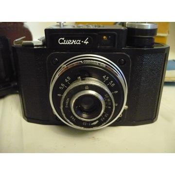 Smena 4, aparat fotograficzny analogowy