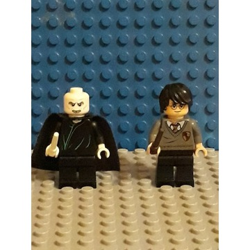 Lego Harry Potter Harry Potter + Lord Voldemort