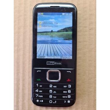 Telefon komórkowy MaxCom MM237 Dualsim z ładowarką