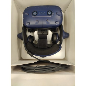 HTC Vive Pro full kit VR  99HANW00-03 używany