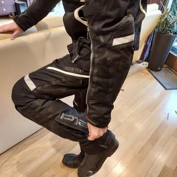 Spodnie męskie mot. HELD AEROSEC GTX , r.S ideał