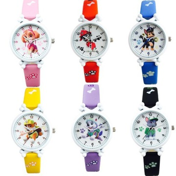 Zagarek dziecięcy Psi Patrol