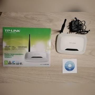 Bezprzewodowy router TL-WR740N 150Mb/s