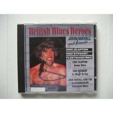 John Mayall And Friends , British Blues Heroes