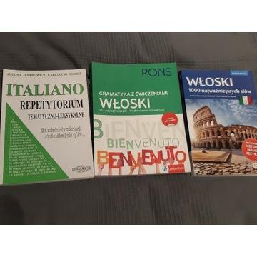 Włoski gramatyka słownictwo czytanie