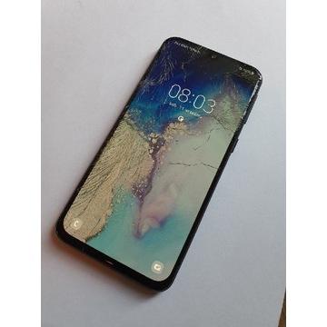 Samsung galaxy a40  uszkodzony +etui
