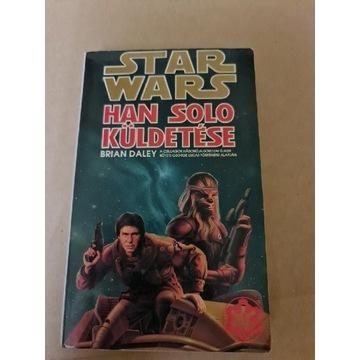 Star Wars Han Solo Kuldetese - język węgierski
