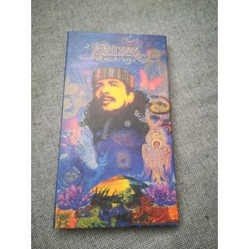 Santana Dance of the rabinbow serpent 3 CD