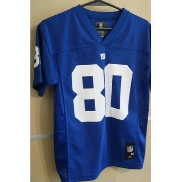 Koszulka NY Giants Oryginał 10-12 lat Team Youth