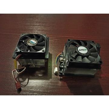 Chłodzenie boxowe AMD 2x