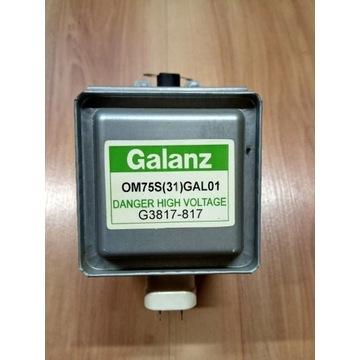 Magnetron do mikrofalówki GALANZ OM75S(31)GAL01