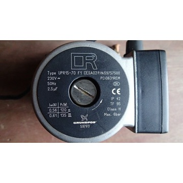 Pompa -- UPR15-70 -- De Dietrich -- MCR 30/35 MI