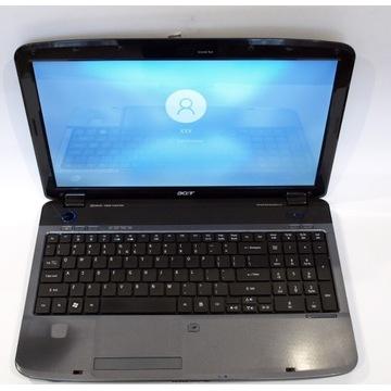 Laptop Acer 5738Z sprawny bateria ok.