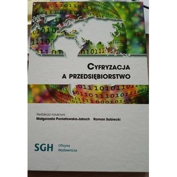 Cyfryzacja a przedsiębiorstwo. - SGH
