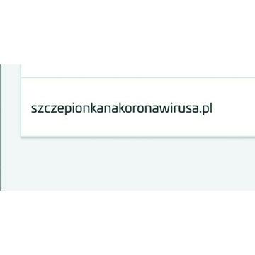 Domena szczepionkanakoronawirusa.pl