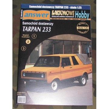Answer - TARPAN 233