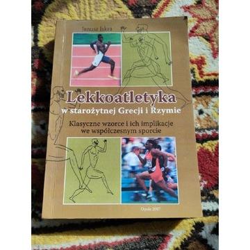 Lekkoatletyka w starożytnej Grecji i Rzymie Iskra