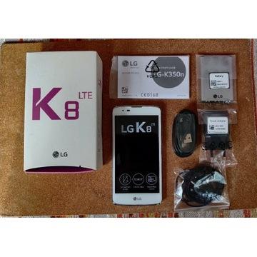 LG K8 LTE K350n (NFC) nowy