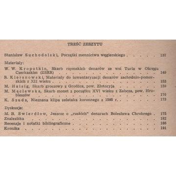 Wiadomości numizmatyczne 49/1969