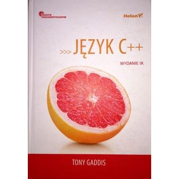 Język C++ Tony Gaddis